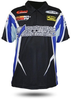4cb57e6f Dye sublimated Pit Crew Team Shirts